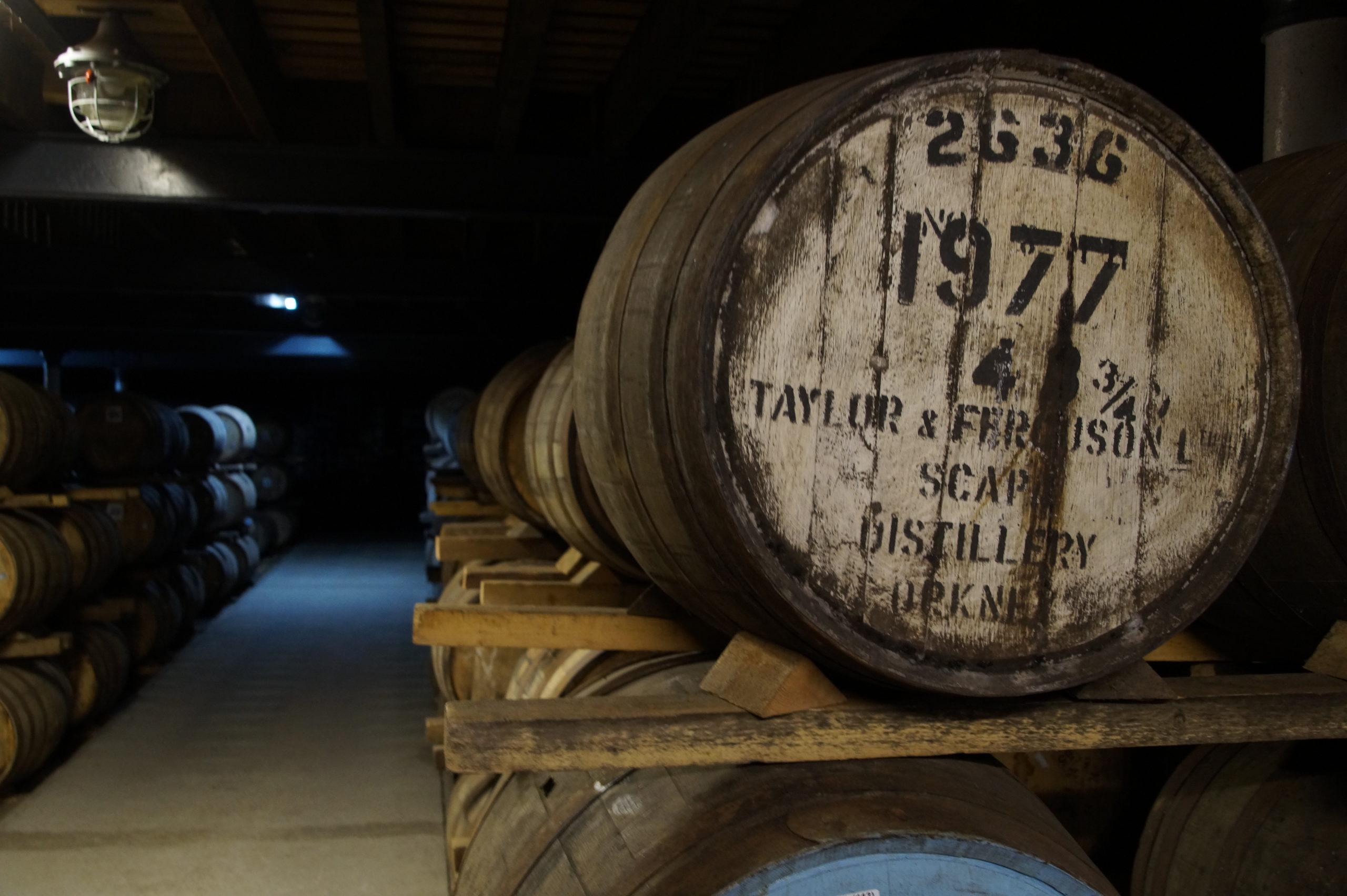 Whiskyverkostung Unabhängige Abfüller