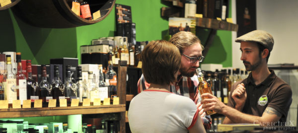 Offener Whiskyabend - 'Betreutes Trinken'