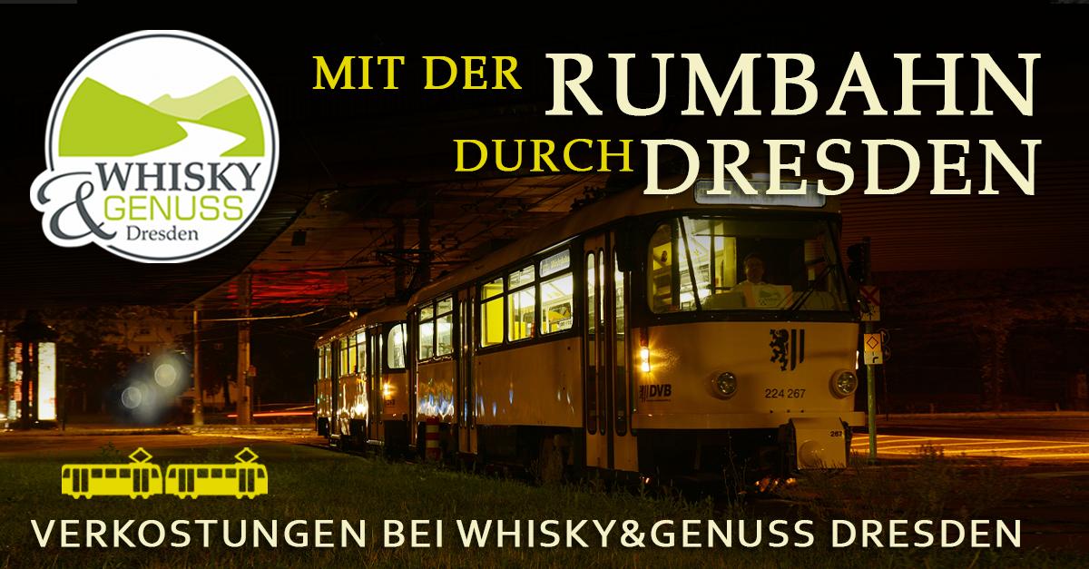 Mit der Rumbahn durch Dresden - Mauritius
