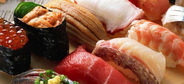 Japanischer Whisky & Sushi