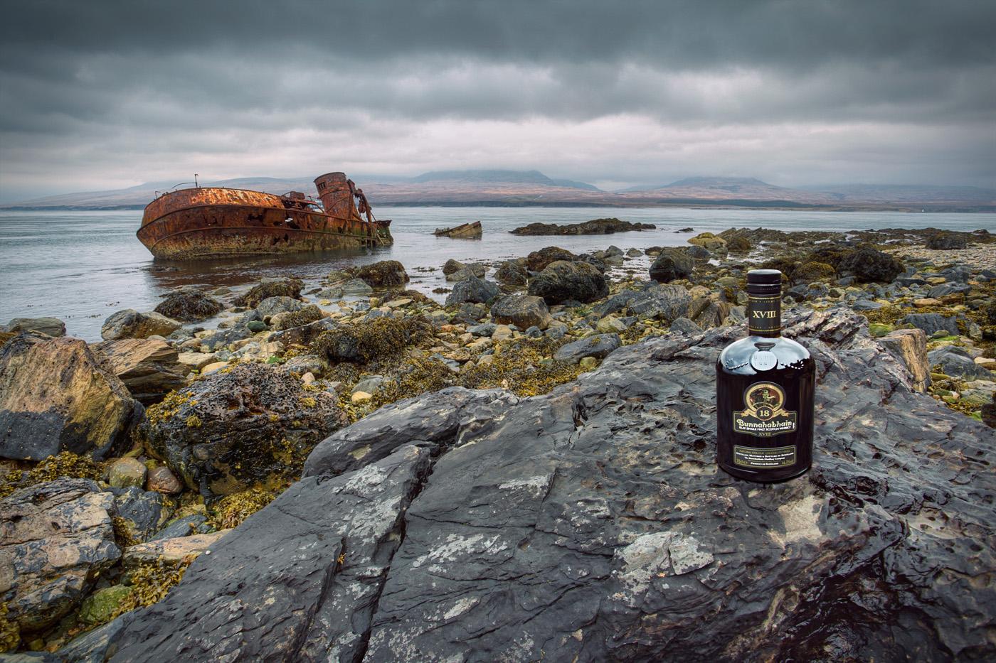 Die schottischen Inseln - Whiskytasting & Dinner im Irish Fiddler Pub
