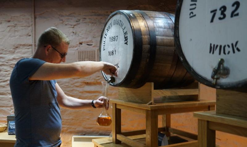 Raritätenreise durch Schottland - Distillery Only Bottlings