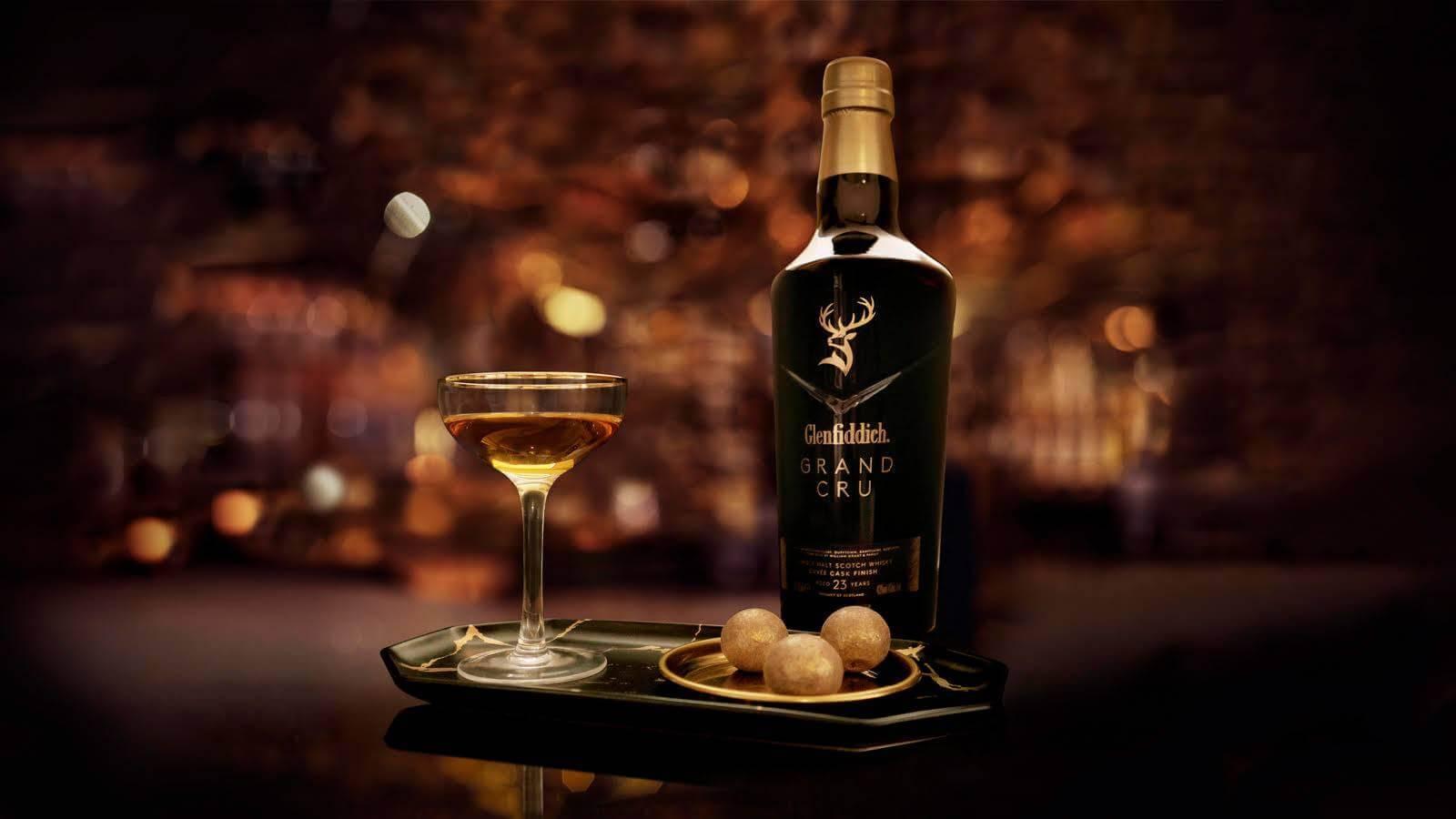 Virtuelles Live Whiskytasting ´mit Glenfiddich um die Welt´