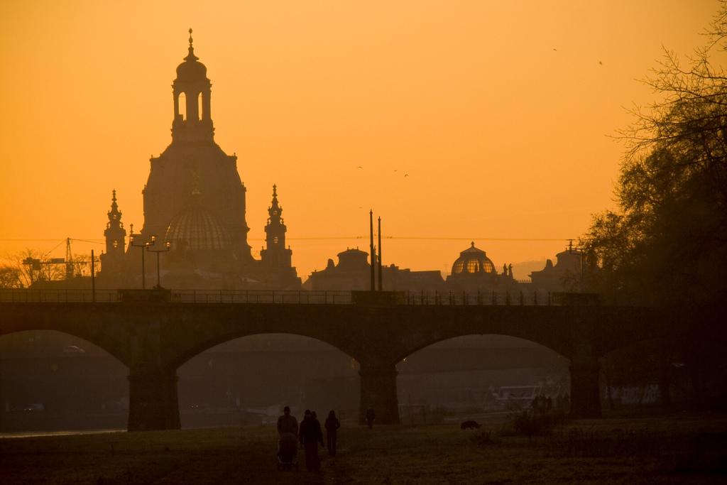 Whisky Stadtrundgang `Dresden mit flüssigem Sonnenschein genießen`