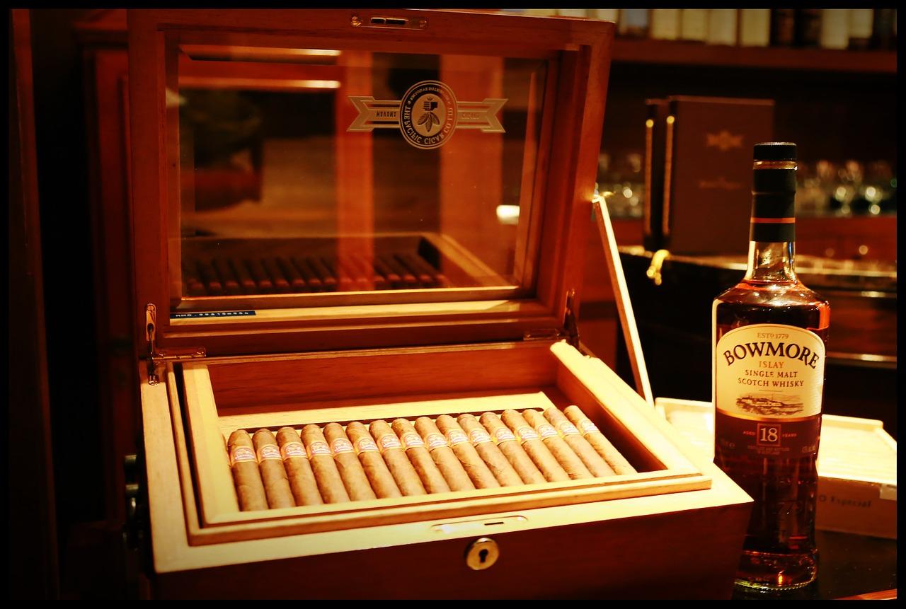 Whisky, Rum & Zigarren