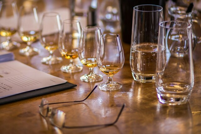 Premium Whisky SMWS Tasting in Zeitz mit Brennereibesichtigung - Scotch Malt Whisky Society